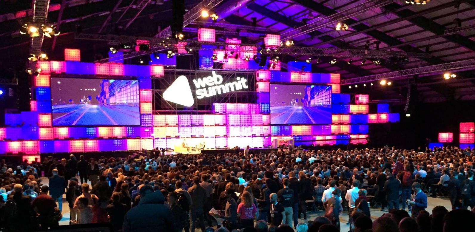 Fast schon zu groß – Web Summit 2014 im Review