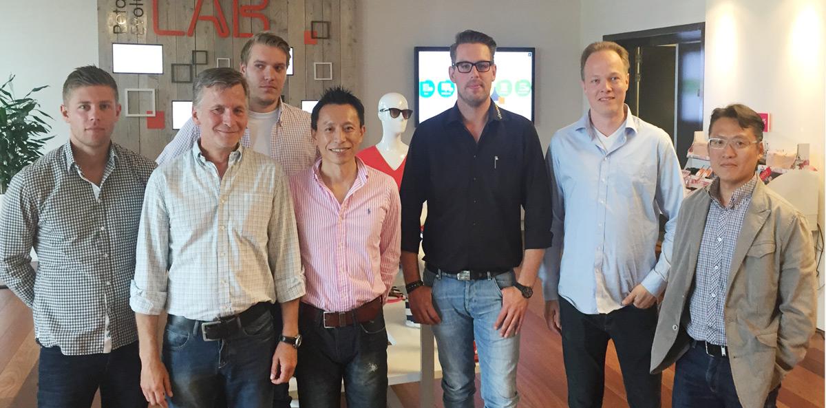 Zu Besuch im Retail Evolution Lab von AOPEN