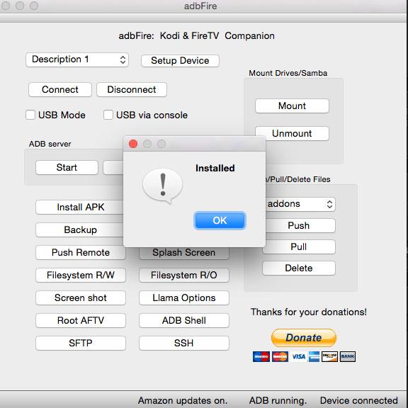 How to install viewneo App (APK) on Amazon Fire TV