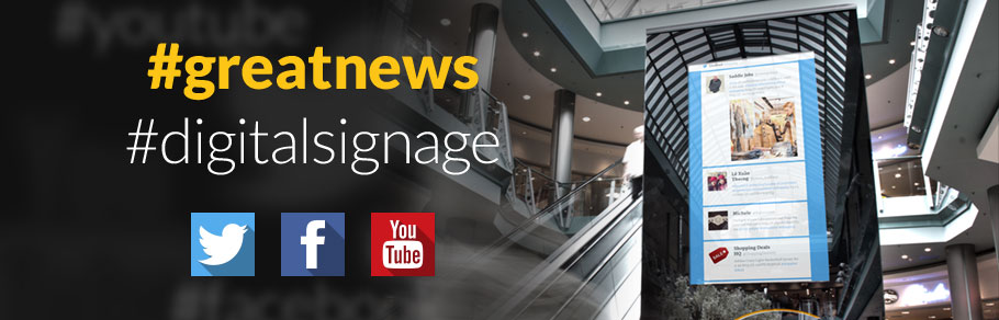 Neues Feature – viewneo Social Media Integration