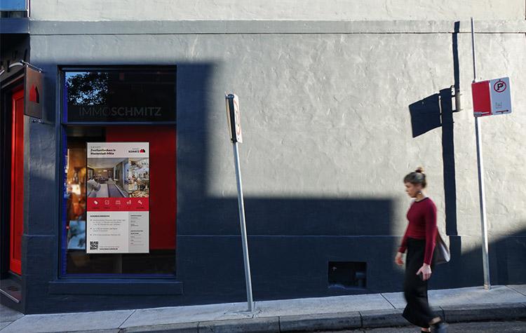 Digital Signage and real estate