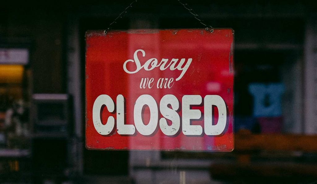 Einzelhändler leiden unter der Corona-Krise