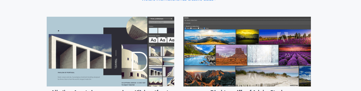 Screenshot Photoshop for creating digital signage content