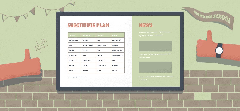 Your School Digital Signage – With a Digital Bulletin Board
