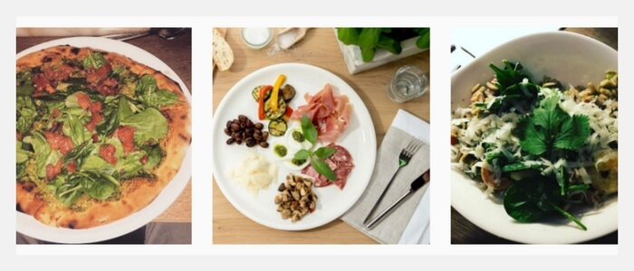 Instagram Posts For Restaurants Vapiano