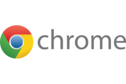 Chrome Logo, Digital Signage Player App viewneo